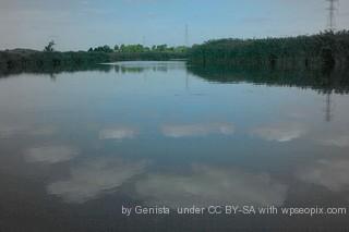 Leachate Lagoon